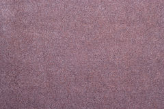 Brown suede texture background Stock Images