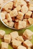 Brown sugar Stock Image