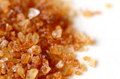 Brown Sugar. Stock Photography