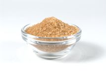 Brown Sugar Royalty Free Stock Image