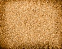 Brown sugar background Stock Photos