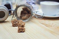 Brown sugar, Stock Images