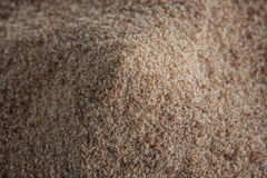 Brown Sugar heap Royalty Free Stock Photo