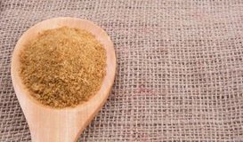 Brown Sugar I Royalty Free Stock Photography