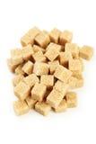 Brown sugar Royalty Free Stock Images