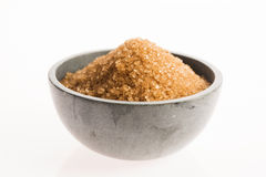 Brown sugar Stock Images