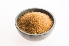 Brown sugar Royalty Free Stock Photo