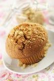 Brown sugar muffin Royalty Free Stock Photos