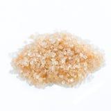 Brown sugar pile Royalty Free Stock Photo