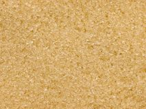 Brown sugar texture. High magnification. Stock Photos