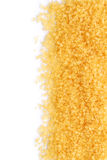 The brown sugar Stock Image