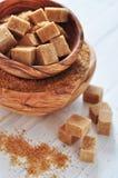 Brown sugar Royalty Free Stock Photography