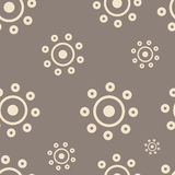 Brown sun Royalty Free Stock Photography