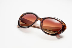 Brown Sunglasses Royalty Free Stock Photography