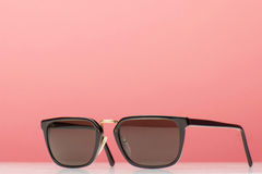 Brown Sunglasses Royalty Free Stock Image