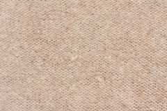 Texture brown sweater Royalty Free Stock Photo
