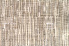 Brown syntetycznej tkaniny wzoru tło Zdjęcie Royalty Free