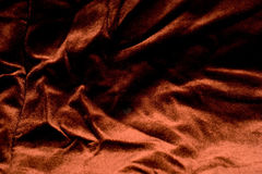 Brown synthetic fabric Stock Photos