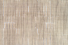 Brown synthetic fabric pattern background Royalty Free Stock Photo