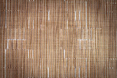 Brown synthetic fabric pattern Royalty Free Stock Photo