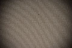 Brown synthetic or plastic roller blind background or texture Royalty Free Stock Images