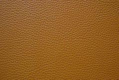 Brown sztuczna skóra Obraz Royalty Free