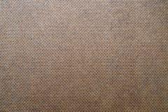 Brown tło od fiberboard, hardboard tekstura z wzorem embossing fotografia stock