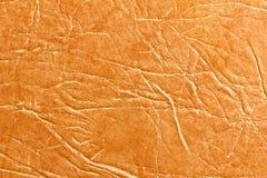 brown tła skórzana konsystencja Abstrakcjonistyczny rocznik krowy skóry tło Fotografia Stock