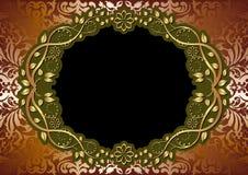 Brown tło Zdjęcia Royalty Free