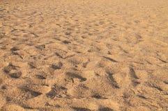Brown tło, naturalny piaska wzoru zbliżenie obrazy royalty free