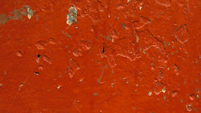 Brown tło, farba na drewnianej powierzchni Fotografia Royalty Free
