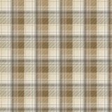 Brown tartan plaid background Royalty Free Stock Photo