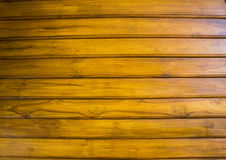 The brown teak Stock Photography