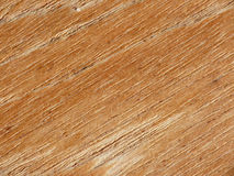 Brown teak wood Stock Images