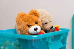 Brown Teddy Bear Stockfotos