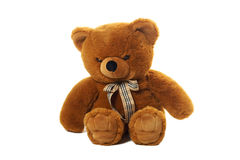 Brown teddy bear Royalty Free Stock Image