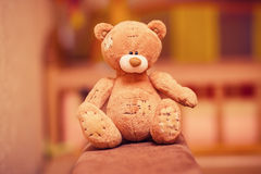 Brown teddy bear Royalty Free Stock Photo