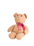 Brown teddy bear Stock Photography