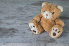Brown-Teddybär lizenzfreie stockfotos