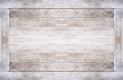 Brown tekstury Drewniany tło na Białym tle Obraz Stock