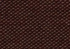 Brown tekstylny tło, kolorowy tło Obrazy Royalty Free