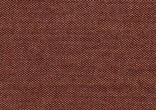 Brown tekstylny tło, kolorowy tło Zdjęcia Royalty Free