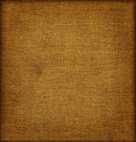 Brown textile background. With frame stock photography