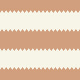 Brown textile retro seamless background Royalty Free Stock Images