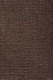 Brown textile texture Stock Image