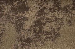 Brown textile texture Royalty Free Stock Images