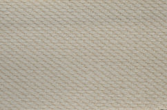 Brown textile texture Stock Photography