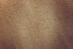 Brown textile texture Stock Photos