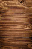 Brown texture of pine planks Royalty Free Stock Photos