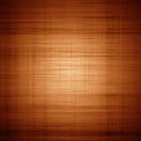 Brown textured background. With fibers and vignette Royalty Free Stock Photography